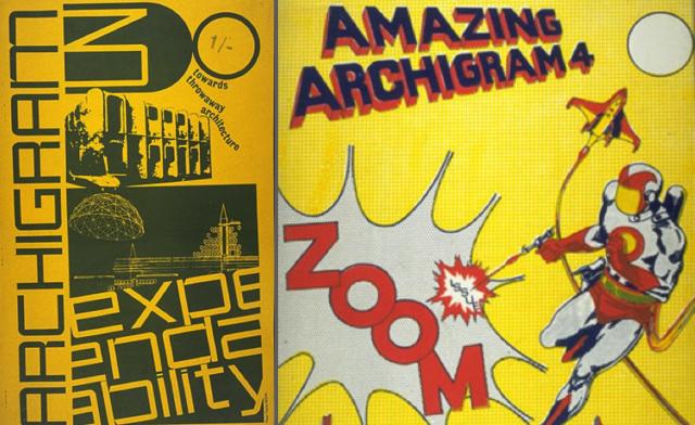axonometrica 0198 ARCHIGRAM
